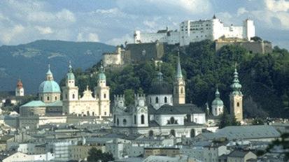 Wien – Salzburg – Salzkammergut