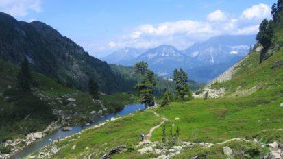 Strövtåg i Alperna